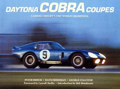Daytona Cobra Coupes Book